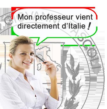 école d'italien à Montréal