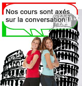 école d'italien à Repentigny